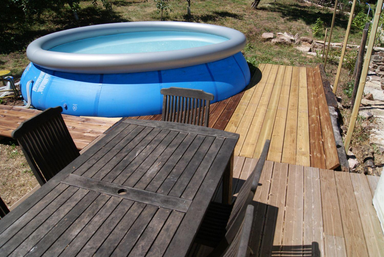 G for Alentour piscine